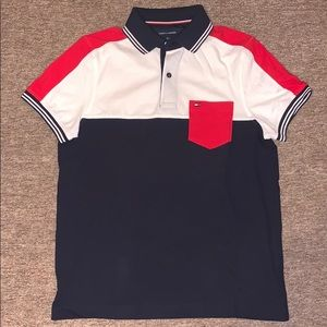 X-SMALL Tommy Hilfiger Polo